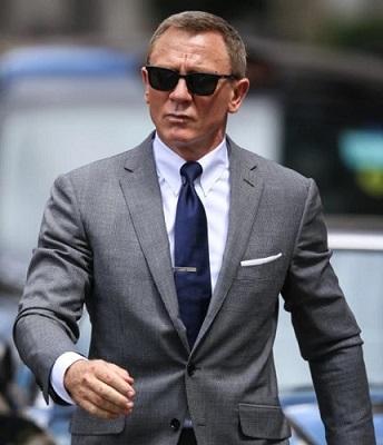 Daniel Craig Bond 25 Barton Parreira Joe Sunglasses