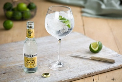 James Bond Summer Drinks Gin and Tonic