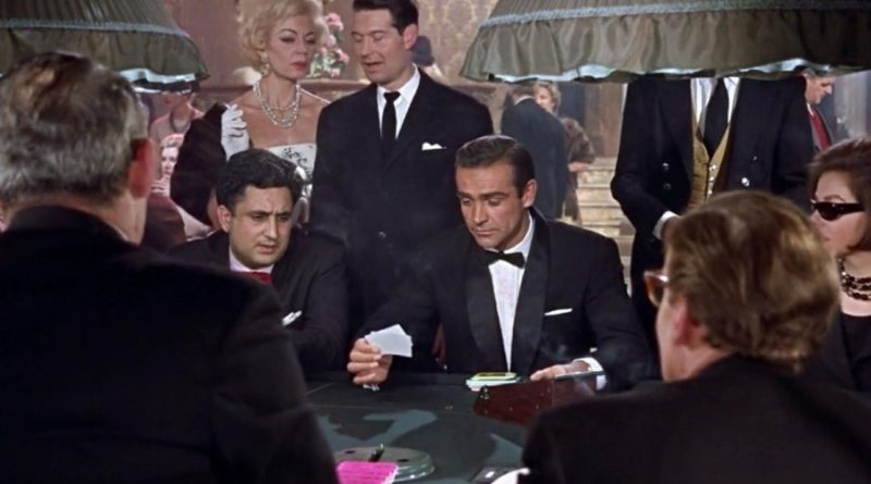 james bond dress watches Dr. No