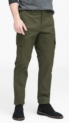 James Bond military style fatigue pants