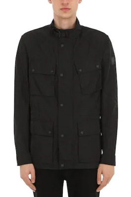 Belstaff Fieldmaster James Bond military style jacket