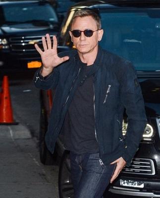 Daniel Craig Personal Style Belstaff K Racer Jacket