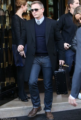 Daniel Craig Jeans