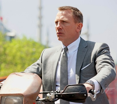Daniel Craig Skyfall Tom Ford suit