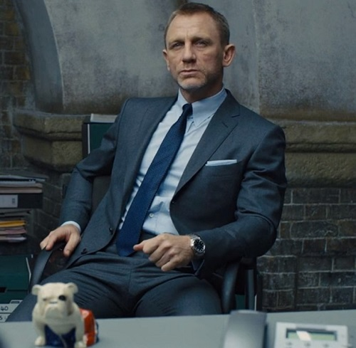 The Affordable James Bond Wardrobe Suits Iconic Alternatives