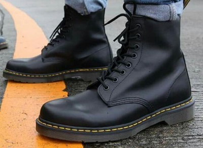 Dr. Marten 1460 black smooth