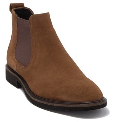 Suede Chelsea Boot Ecco Best Budget Style Finds August