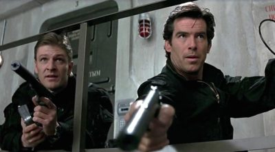 James Bond military style