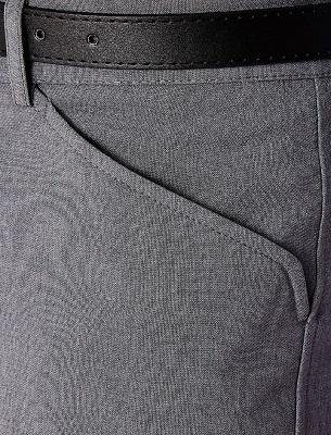 James Bond frogmouth trouser pockets