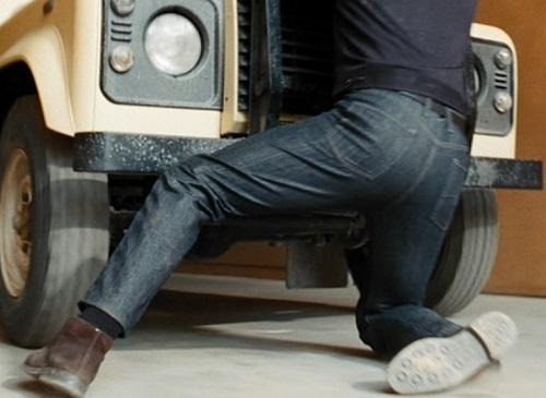 Daniel Craig James Bond Quantum of Solace jeans