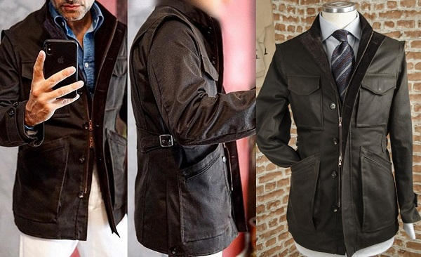 Skyfall Barbour Jacket alternative