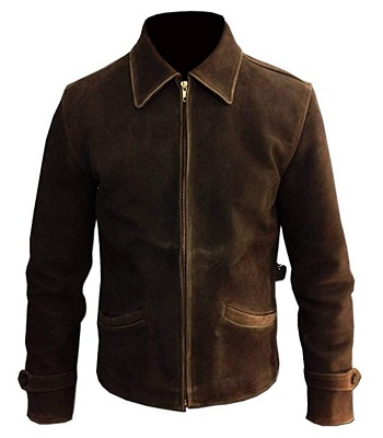 affordable James Bond Skyfall leather jacket
