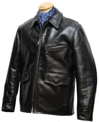 Aero Leather Jacket