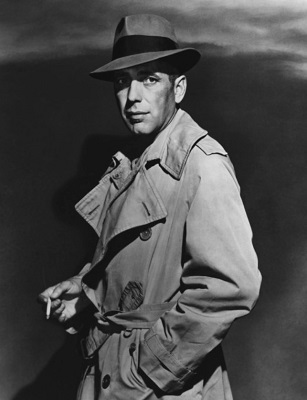 Humphrey Bogart Trench Coat