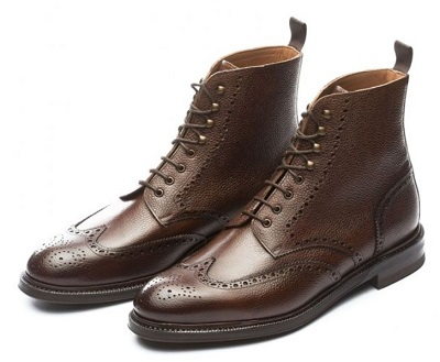 James Bond Skyfall Crockett & Jones Islay Wing Tip Boots alternatives