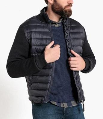 budget James Bond SPECTRE winter jacket