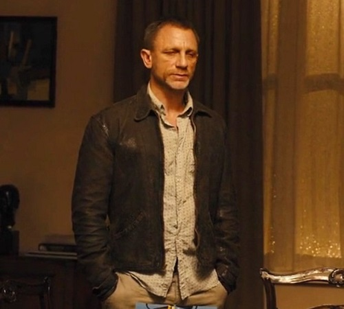 James Bond Leather Jackets For Fall Iconic Alternatives