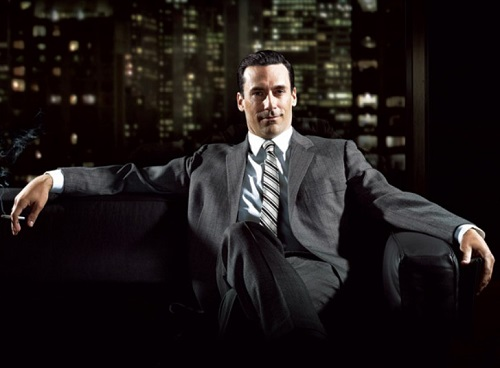 Don Draper Mad Men style