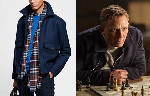 James Bond SPECTRE Dior Jacket alternative