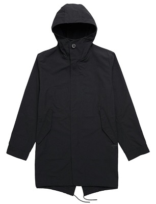 Skyfall Q Parka Coat Budget Alternative