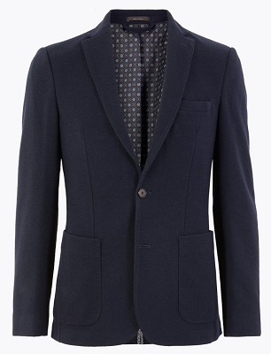 Don Draper Mad Men style blazer