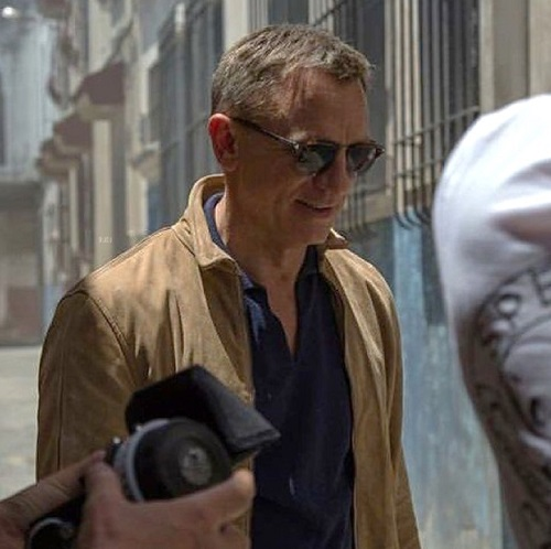 Daniel Craig James Bond SPECTRE Matchless Jacket