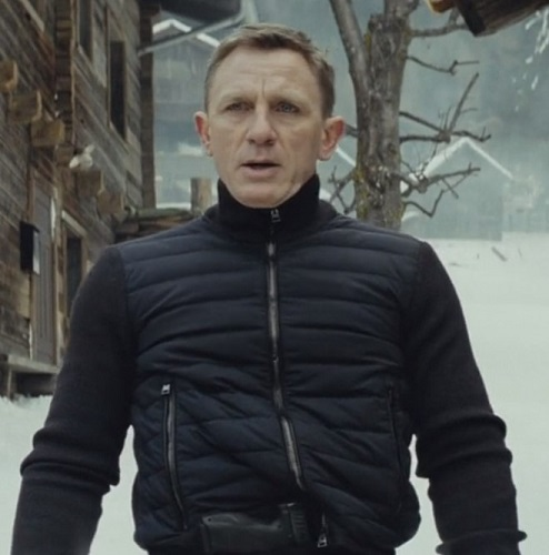 James Bond SPECTRE Solden Tom Ford Jacket
