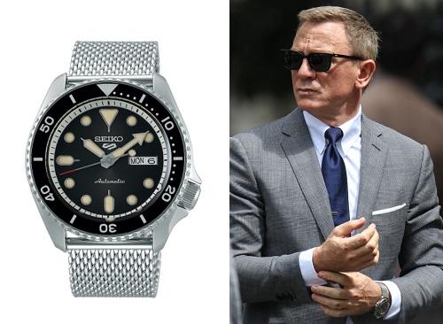 No Time To Die James Bond Omega alternative