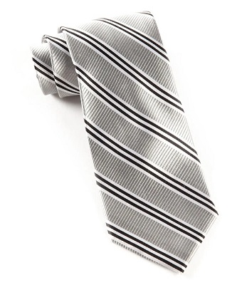Don Draper Mad Men style tie