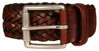 The Art of Layering casual men's style leather belt