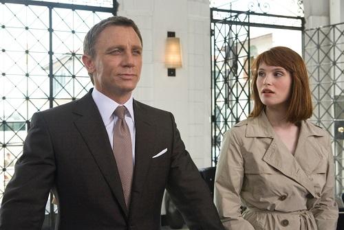 Daniel Craig James Bond Quantum of Solace Living the Bond Lifestyle