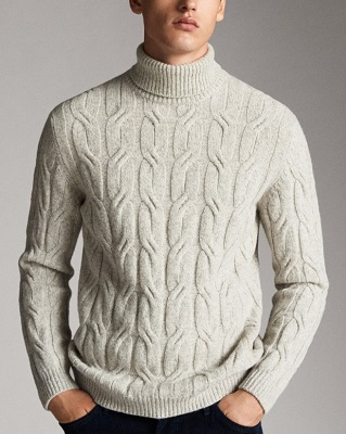 SPECTRE James Bond Roll Neck Sweater affordable alternative