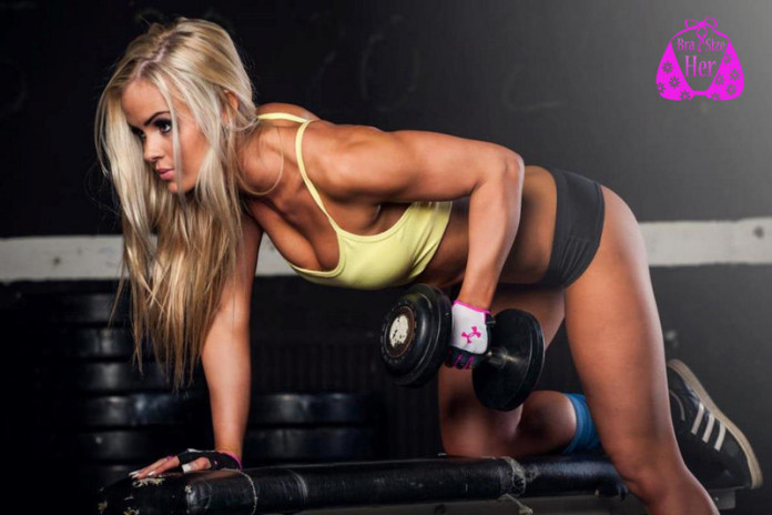 Fit Girls: Hottest Female Fitness Models of 2016