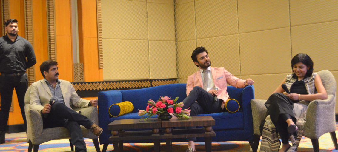 Uploaded ToFirst Dance with #TheGiovaniMan- Fawad Khan!(Video Inside)