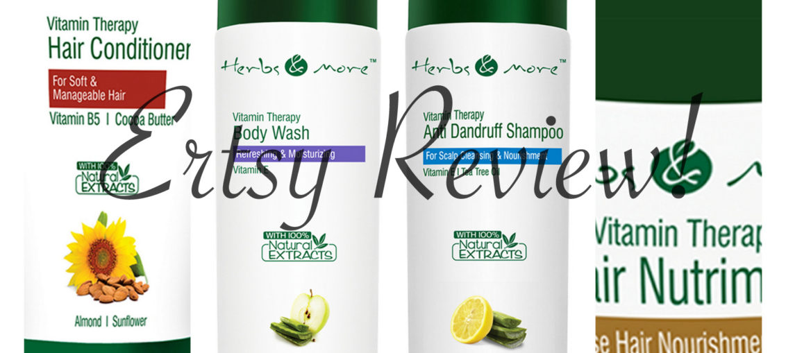 Ertsy Product Review: Hair Care at its best with Netsurf!
