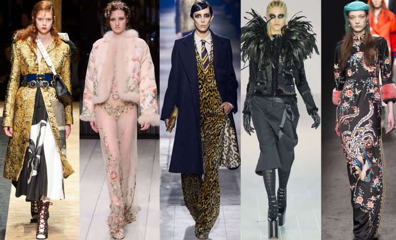 3 Straight-from-Runway Winter Trends
