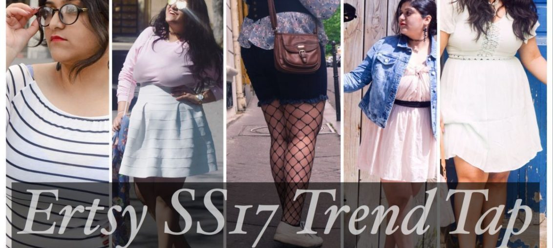 Tapping the SS17 Trends #ErtsyStyleRoundup