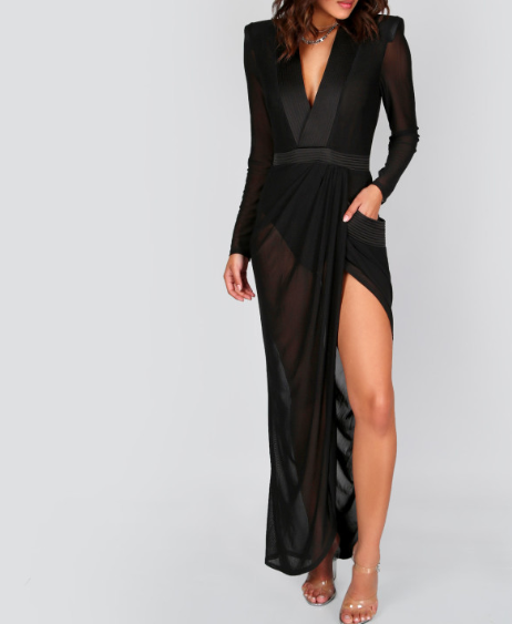 7 'Not-so-Basic Black Dress': Wishlist