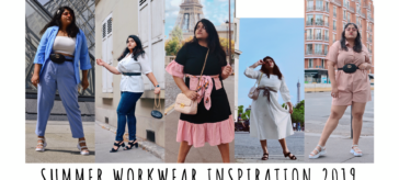 5 Summer Workwear Outfit Inspired by Trends 2019
