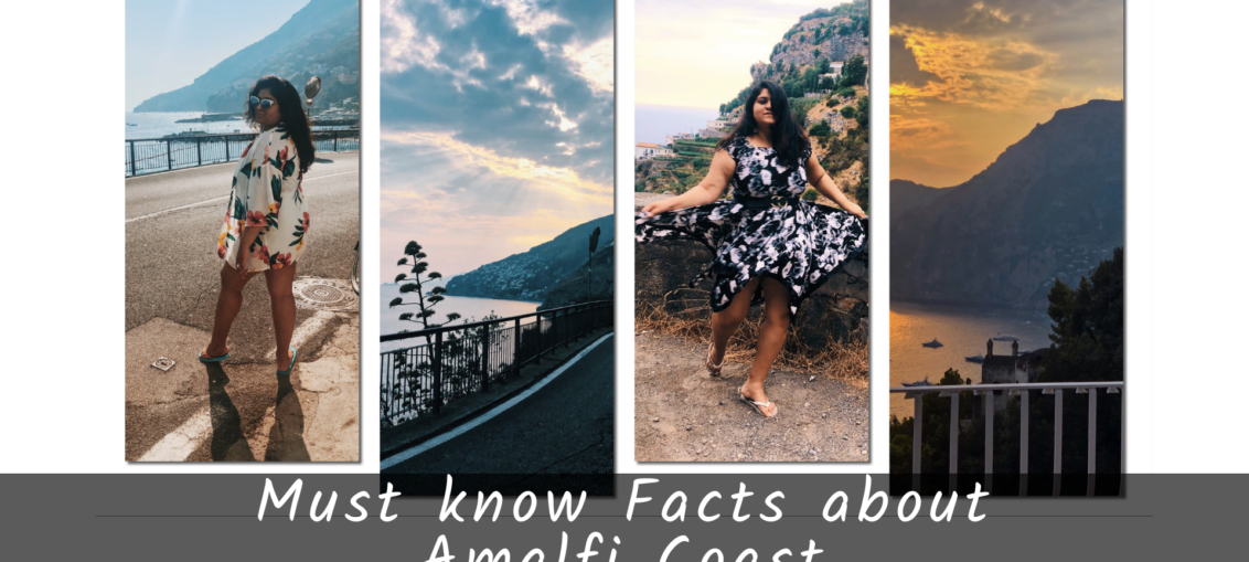 8 Surprising Facts about Amalfi Coast you probably didn't know