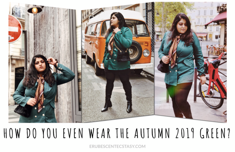 AW 2019: How do you even wear all that Autumn 2019 Green?