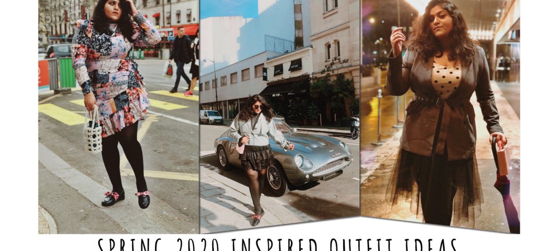2020 Spring trend inspired outfits you can actually wear