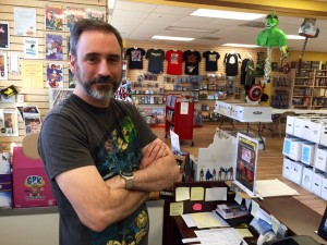 DC Cathro manages Shepherdstown's popular Beyond Comics
