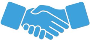 handshakeblue