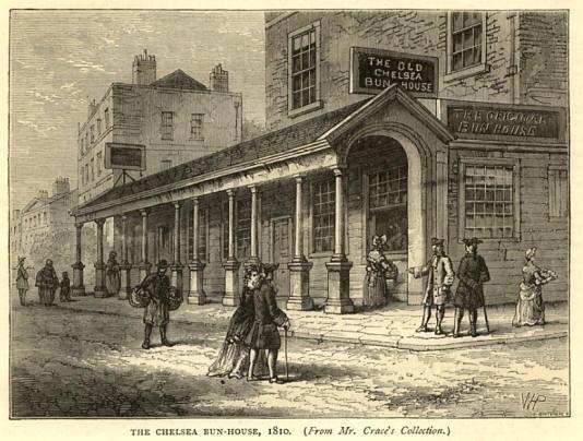 Chelsea Bun Shop 1810