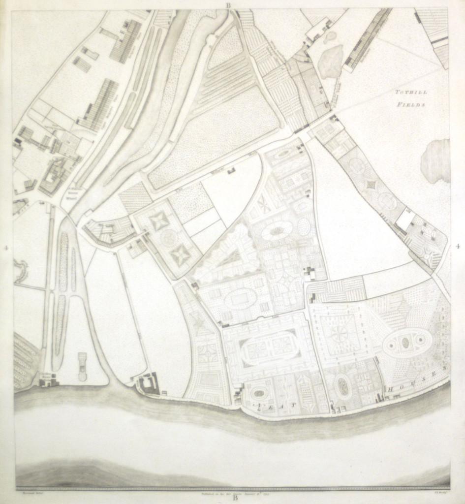 Horwood Map 1792-99