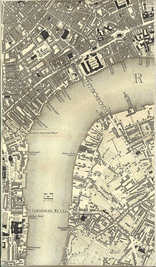 East of Pimlico - 1827