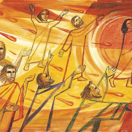 The Event of Pentecost (Acts 2:1-13)
