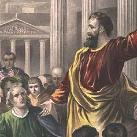 Sermon on Acts 2:25-36 Spirit