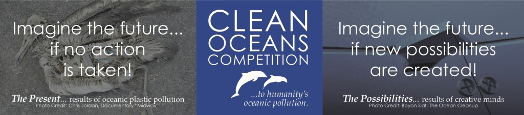 clean oceans competition homepage image